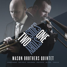 Mason Brothers Quintet - Two Sides One Story